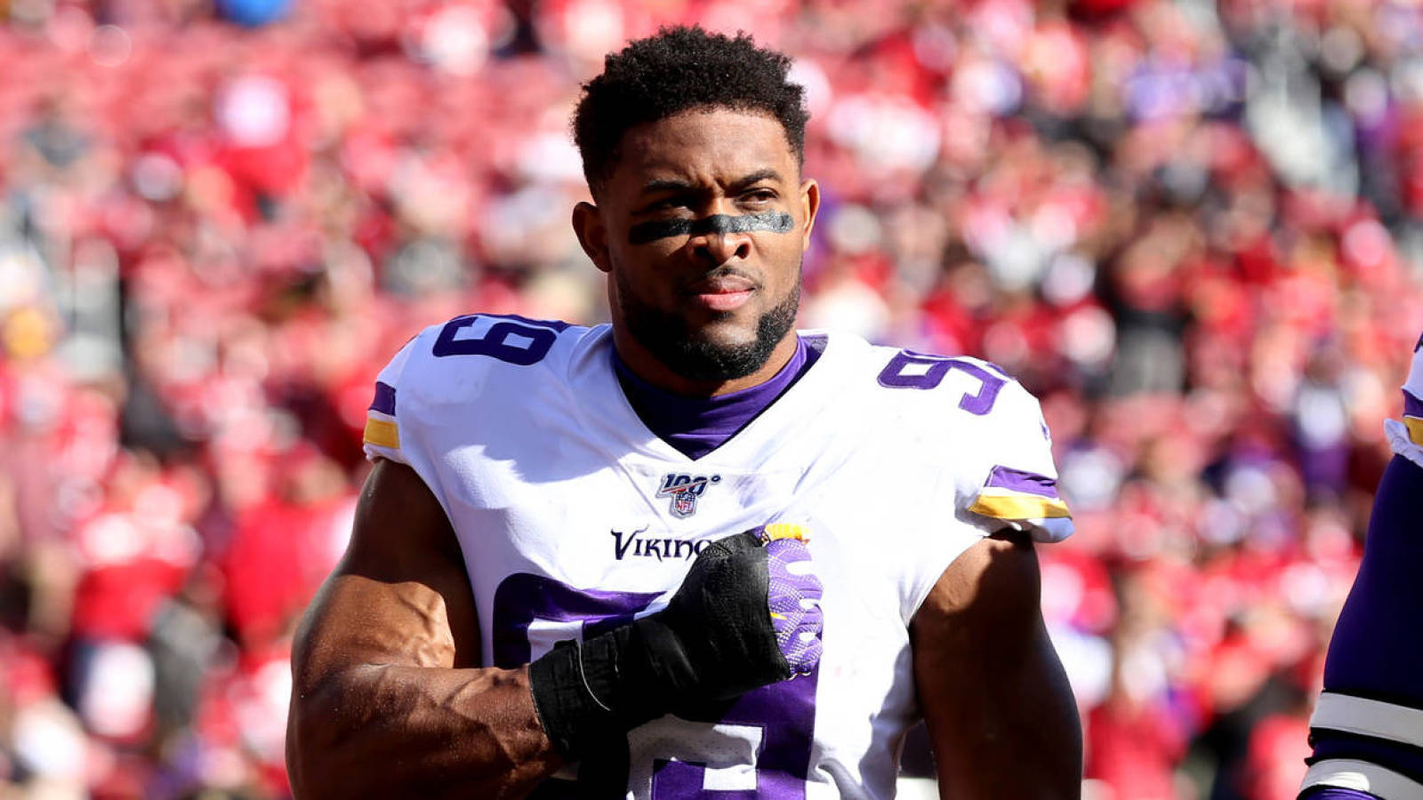Danielle Hunter: I am '100%' recovered from a neck injury