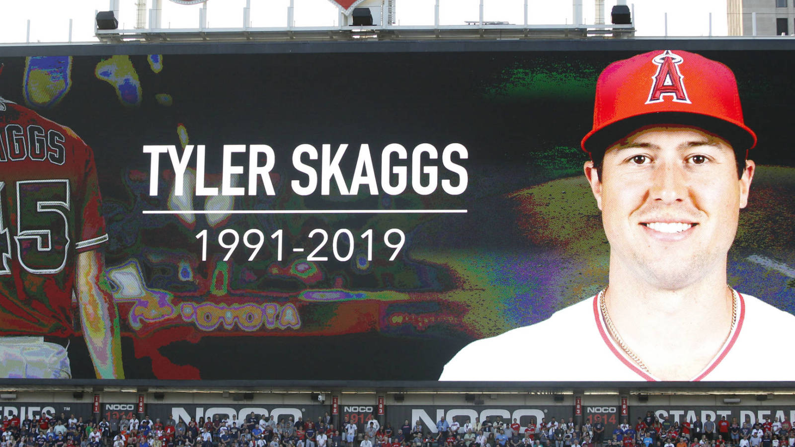 Former Angels employee indicted for distributing fentanyl to Tyler Skaggs
