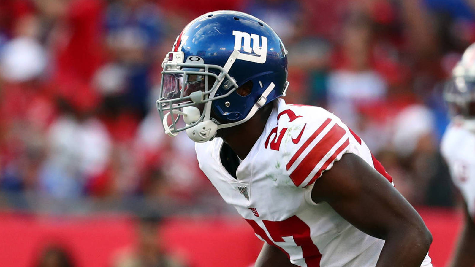 Giants' DeAndre Baker charged with armed robbery with firearm, faces minimum of 10 years in jail