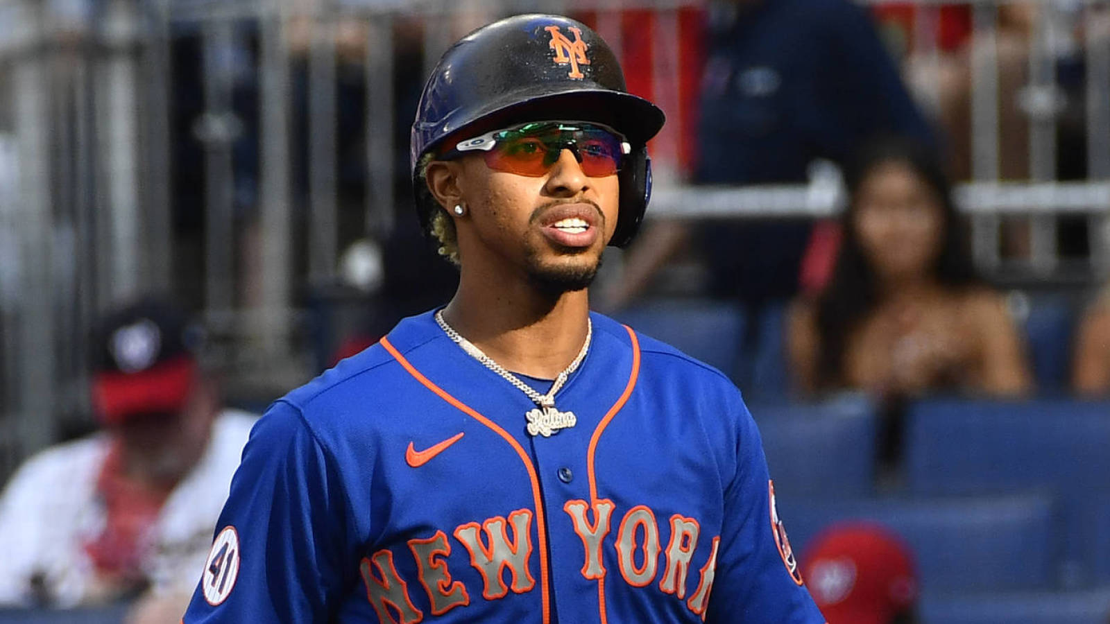 Francisco Lindor of the Mets in IL with oblique strain