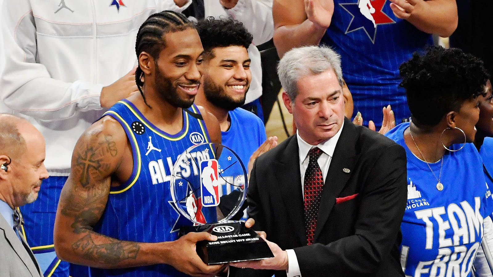 Winners and losers from 2020 NBA All-Star Game