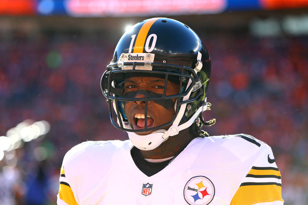 Steelers' Martavis Bryant: Supported by Steelers