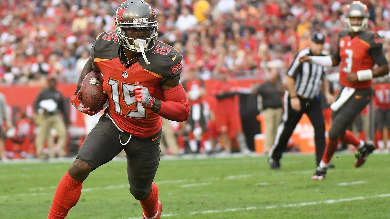 Report bucs wr josh huff cuts deal to avoid jail time in for Bucs fishing report