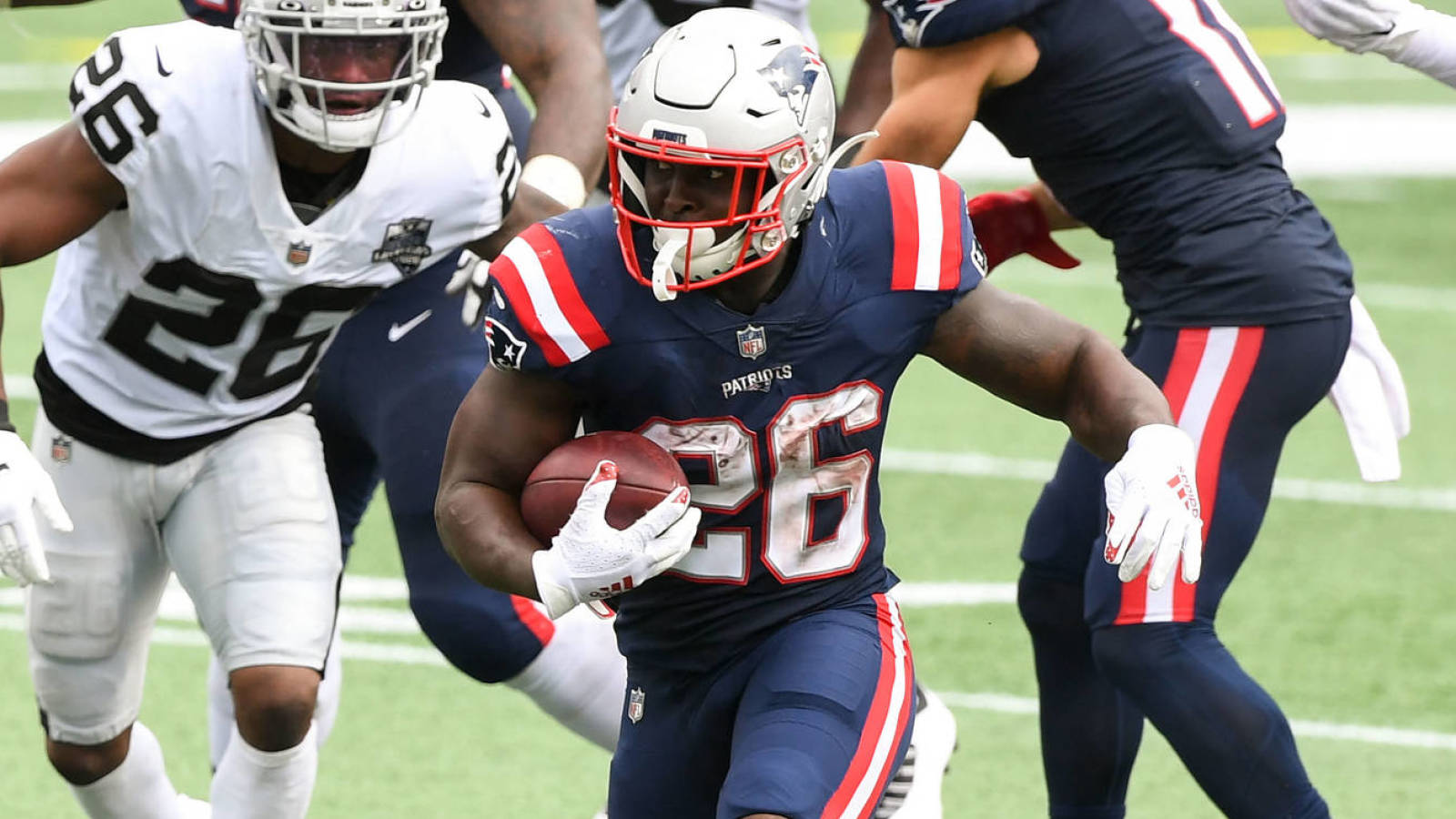 Patriots activate RB Sony Michel from IR