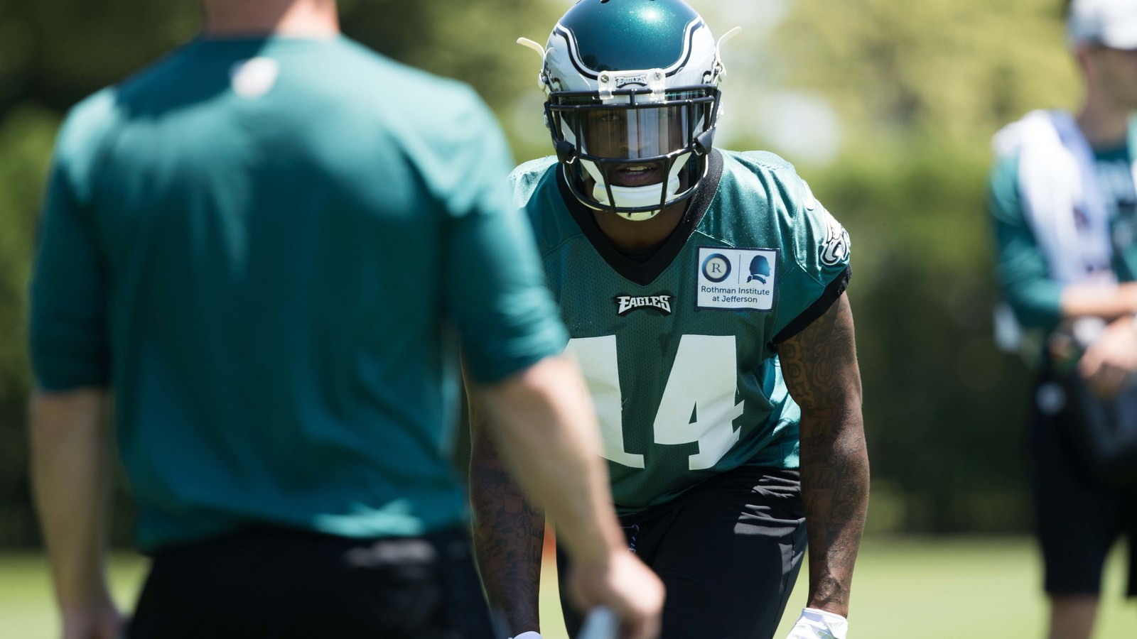Eagles WR Mike Wallace possibly done for season?