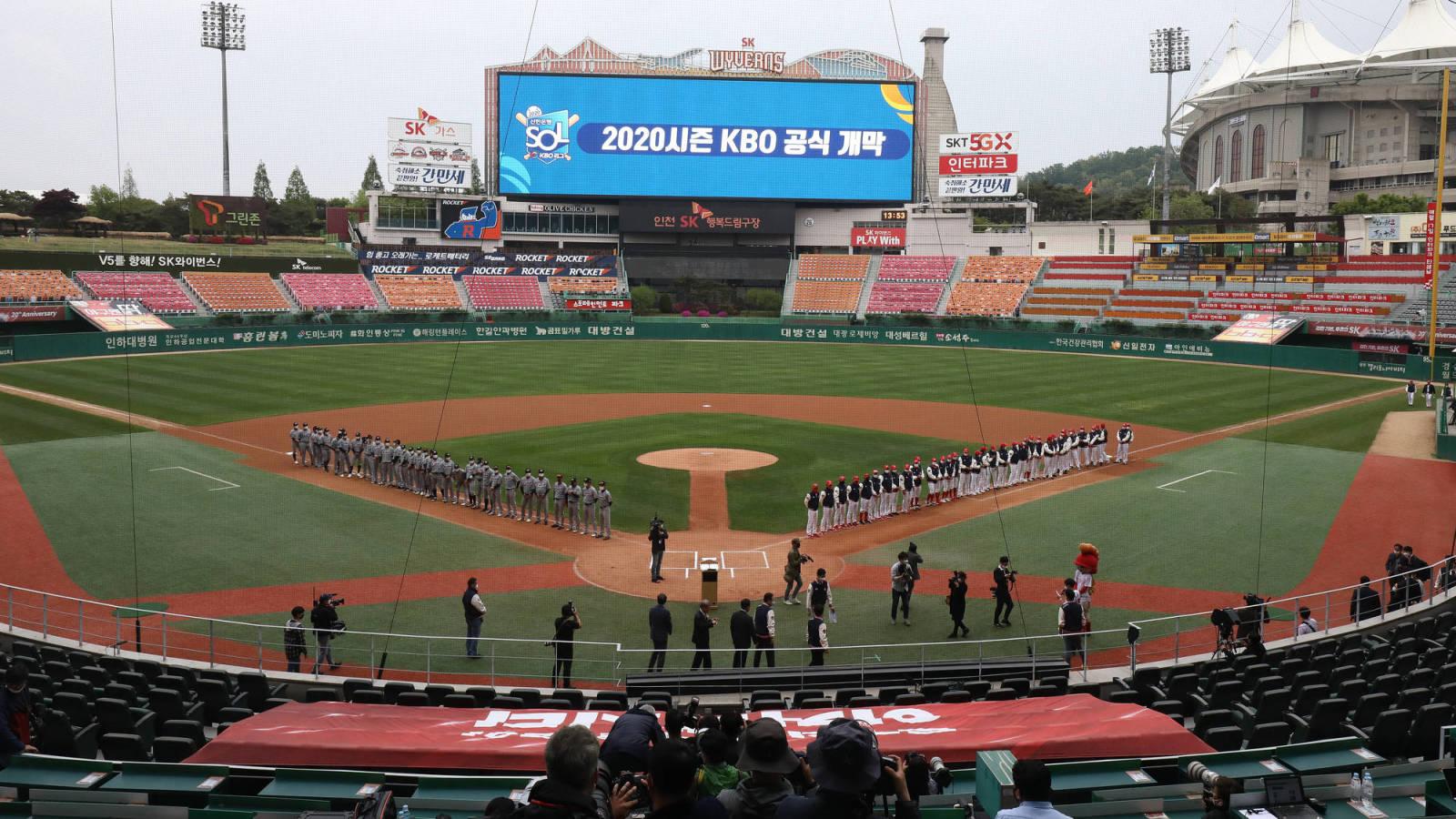 Kbo-begin-reopening-stadiums-spectators-week