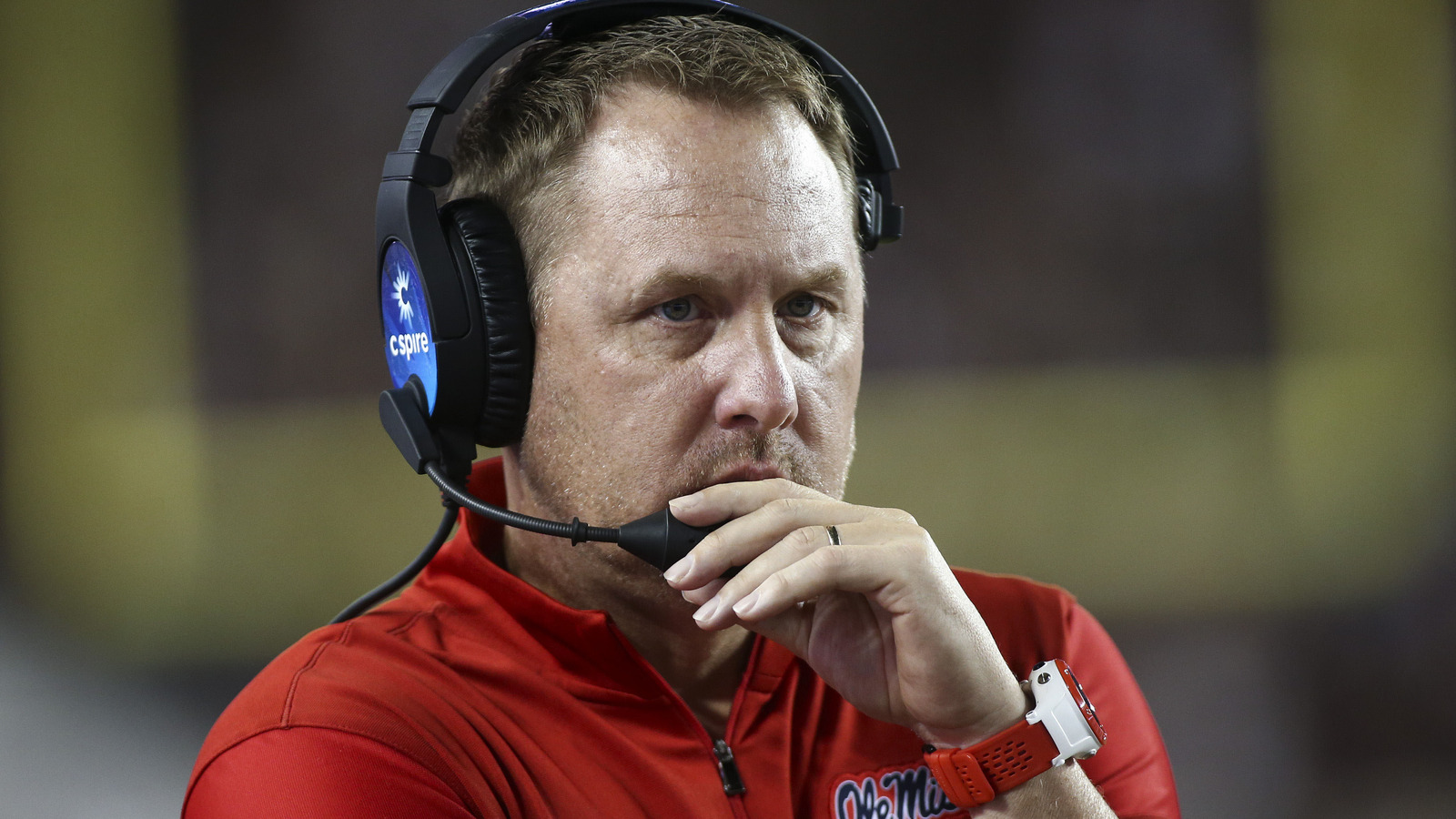 Phone records: Over 200 calls between Hugh Freeze, Ole Miss disassociated booster