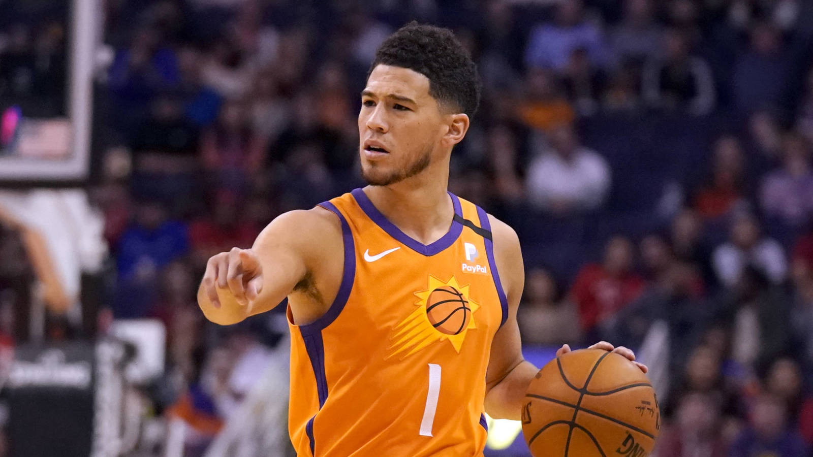 Devin Booker replacing Damian Lillard in All-Star Game, 3-Point Contest
