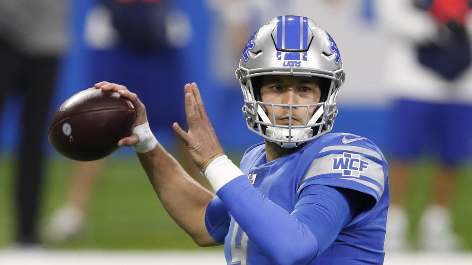 Stafford reportedly would have stayed with Lions had they made this move