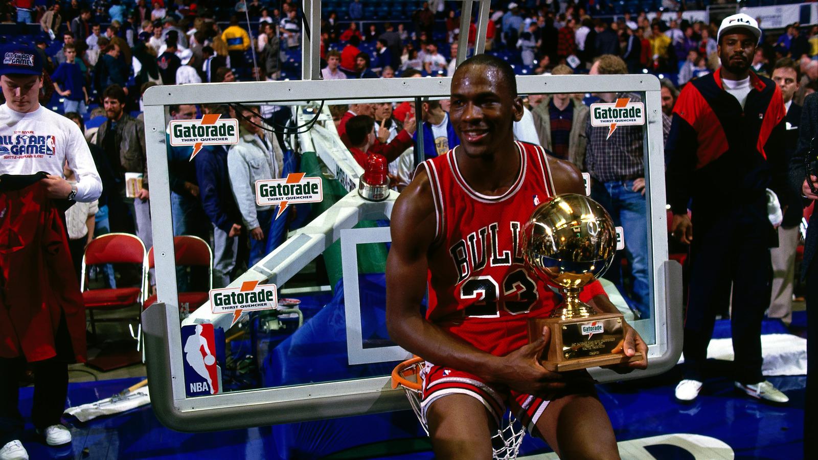 Box Score 2 17 Happy Birthday Michael Jordan And