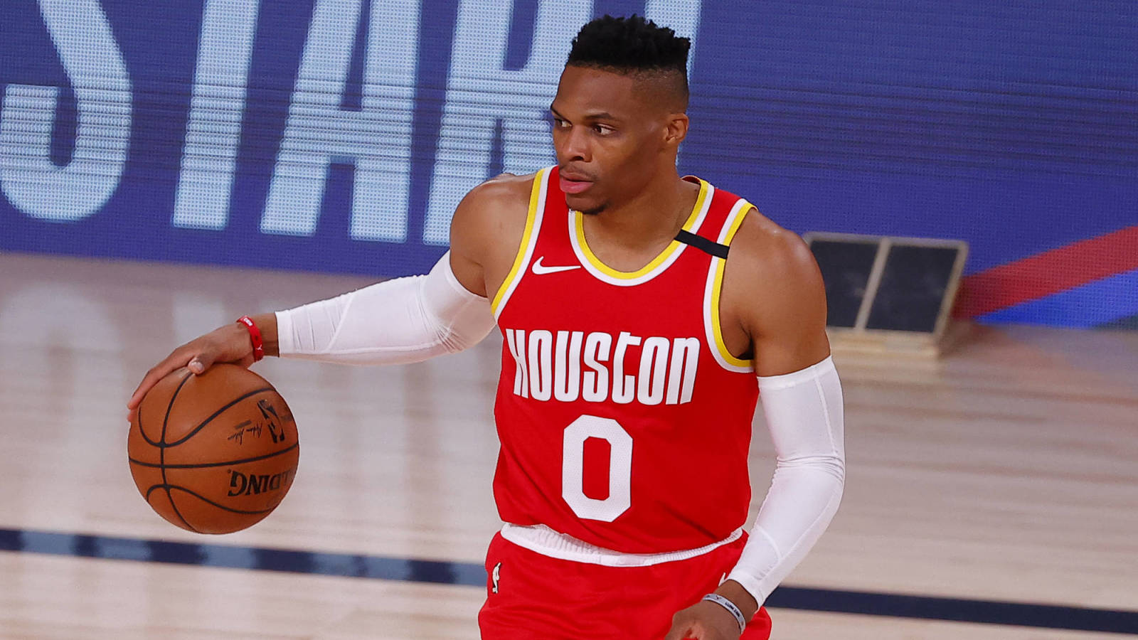 Russell Westbrook's injury could lead to a fitting end for these Rockets