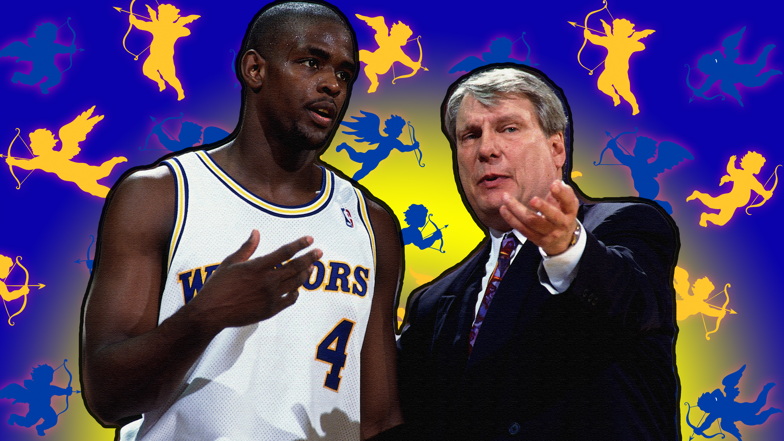 Don Nelson and Chris Webber When a perfect match fails