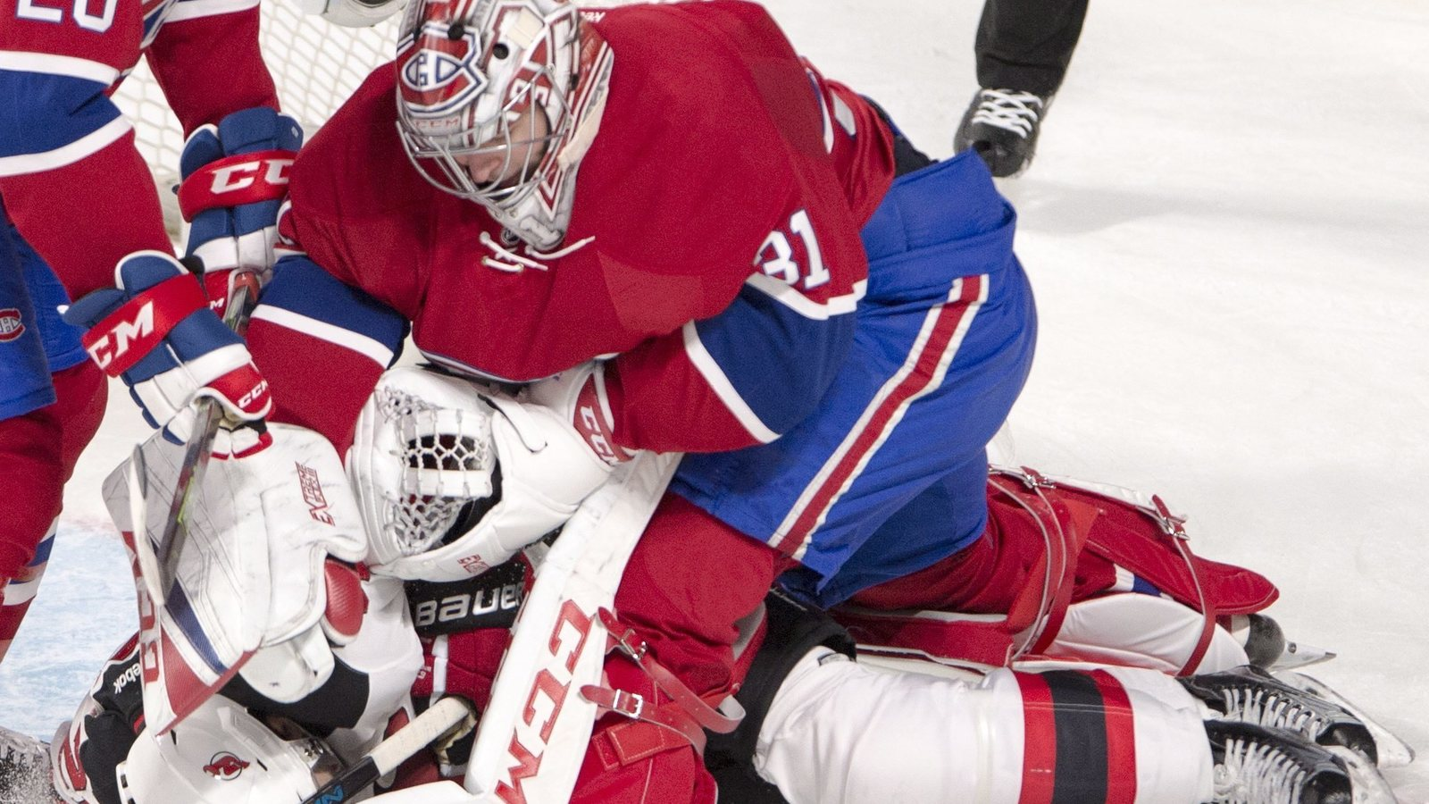 Box Score 12 9 Carey Price Has Had Enough Of Your
