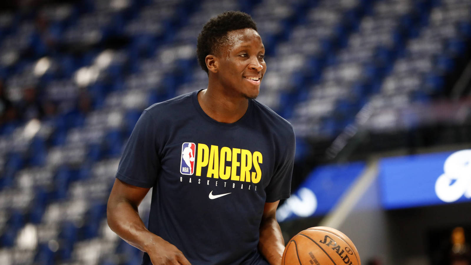 Victor Oladipo says theres a strong possibility he...