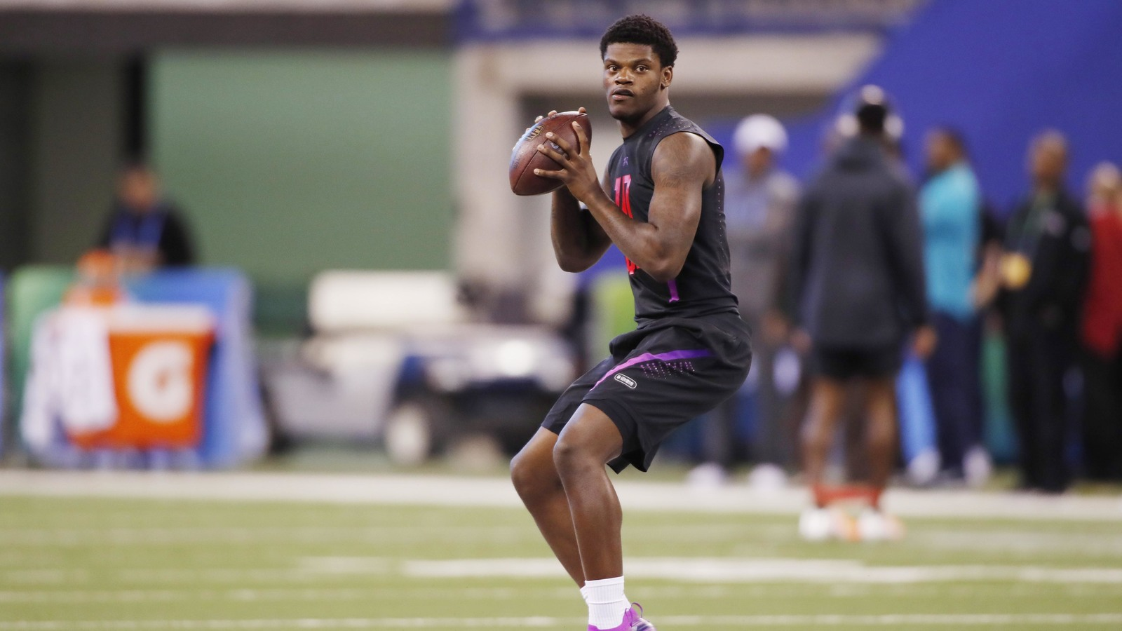 Multiple NFL Teams Want Lamar Jackson to Work Out as a Receiver