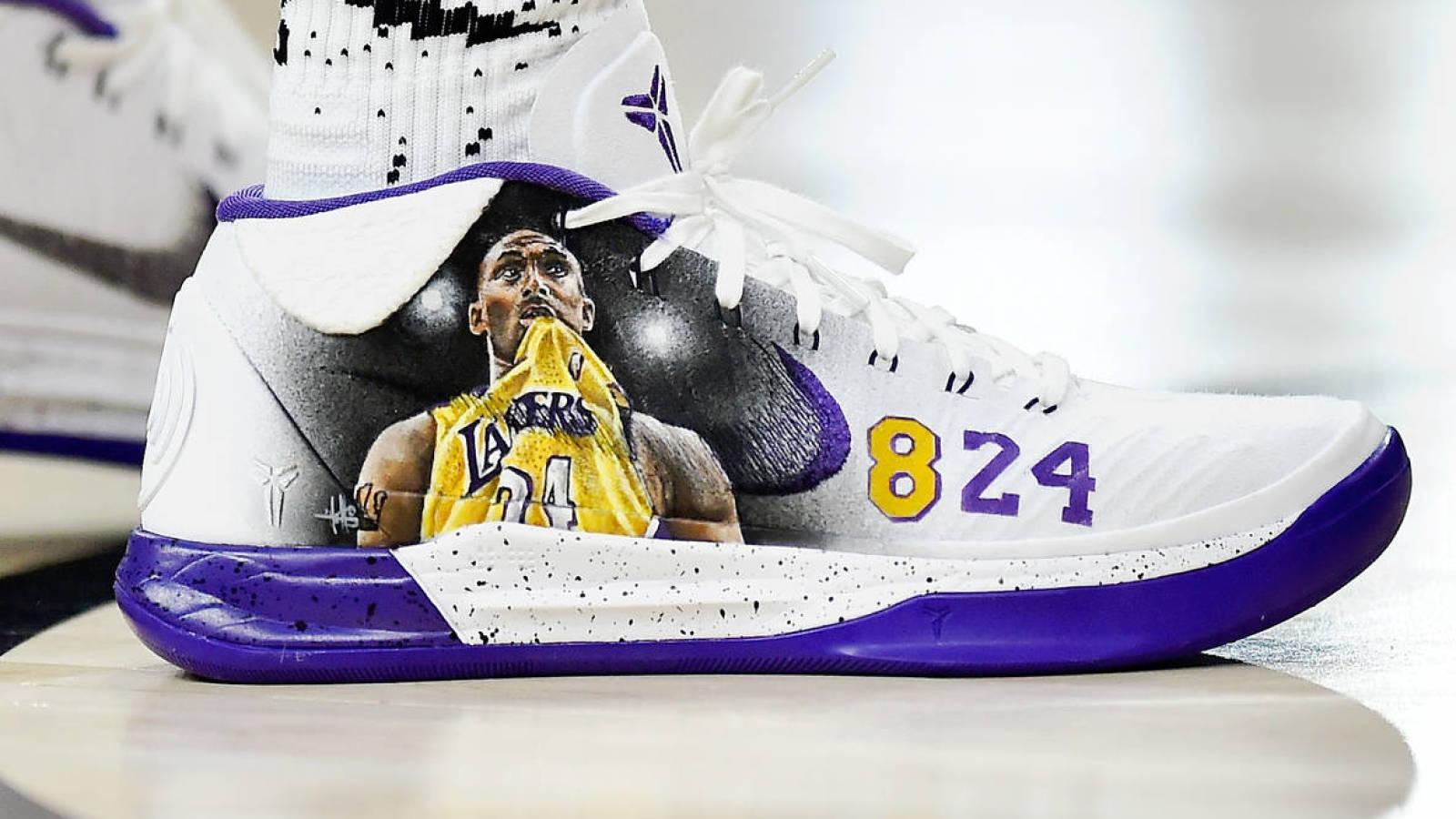 Derretido reducir Contable  Report: Kobe was planning to start his own shoe brand   Yardbarker