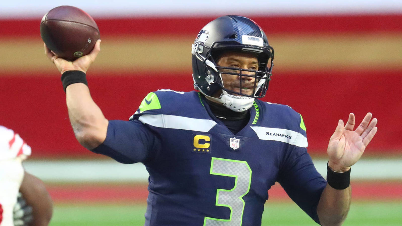 Seahawks' Russell Wilson: 'I didn't request a trade'