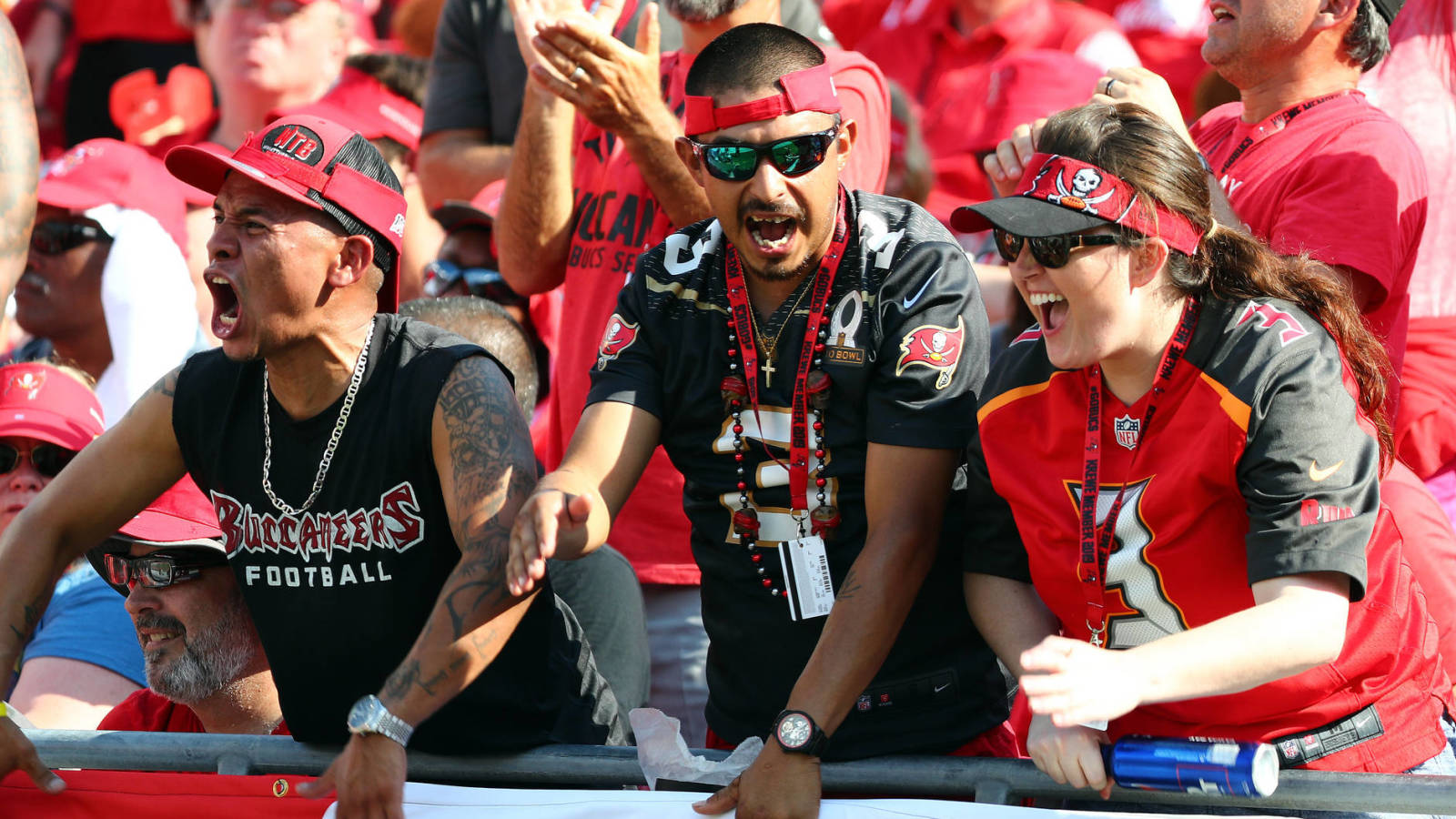 Buccaneers will allow limited fan attendance at home games starting Week 4