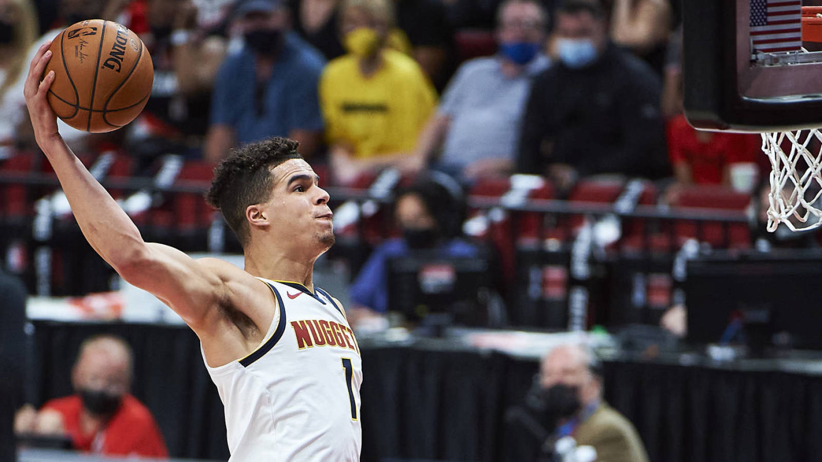 Michael Porter Jr. explains why he is happy the Clippers passed on drafting him - Yardbarker