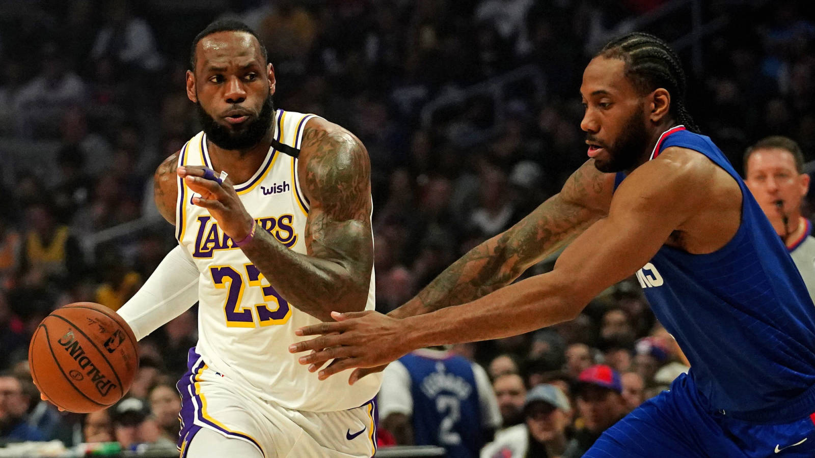 LeBron Leads Lakers to Two Huge Victories