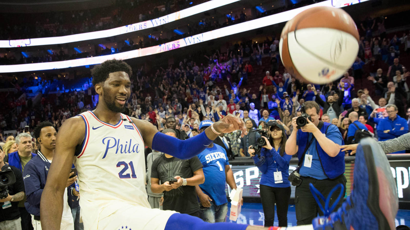 76ers aim to take next step in process vs. Heat