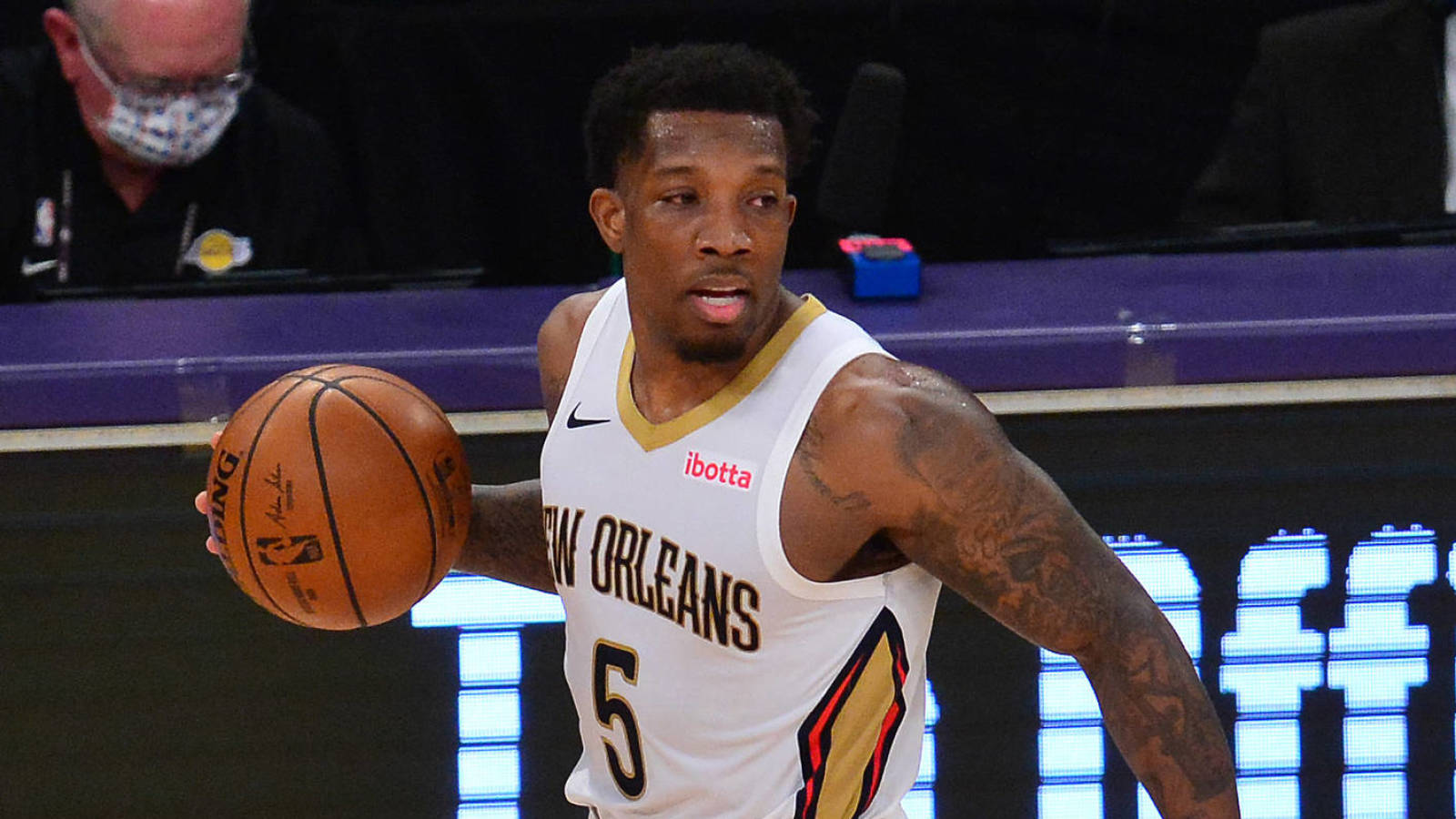 Pelican briefly: New Orleans looking to trade Eric Bledsoe? | Yardbarker