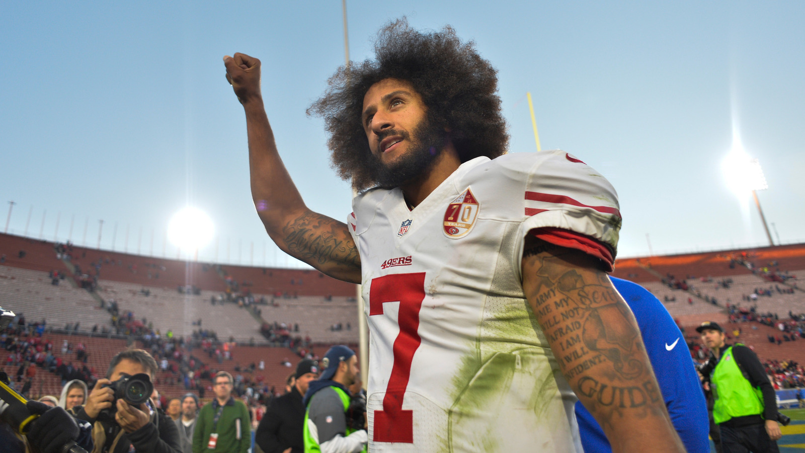 Cuban: NBA would encourage Kaepernick to exercise his 'constitutional rights'