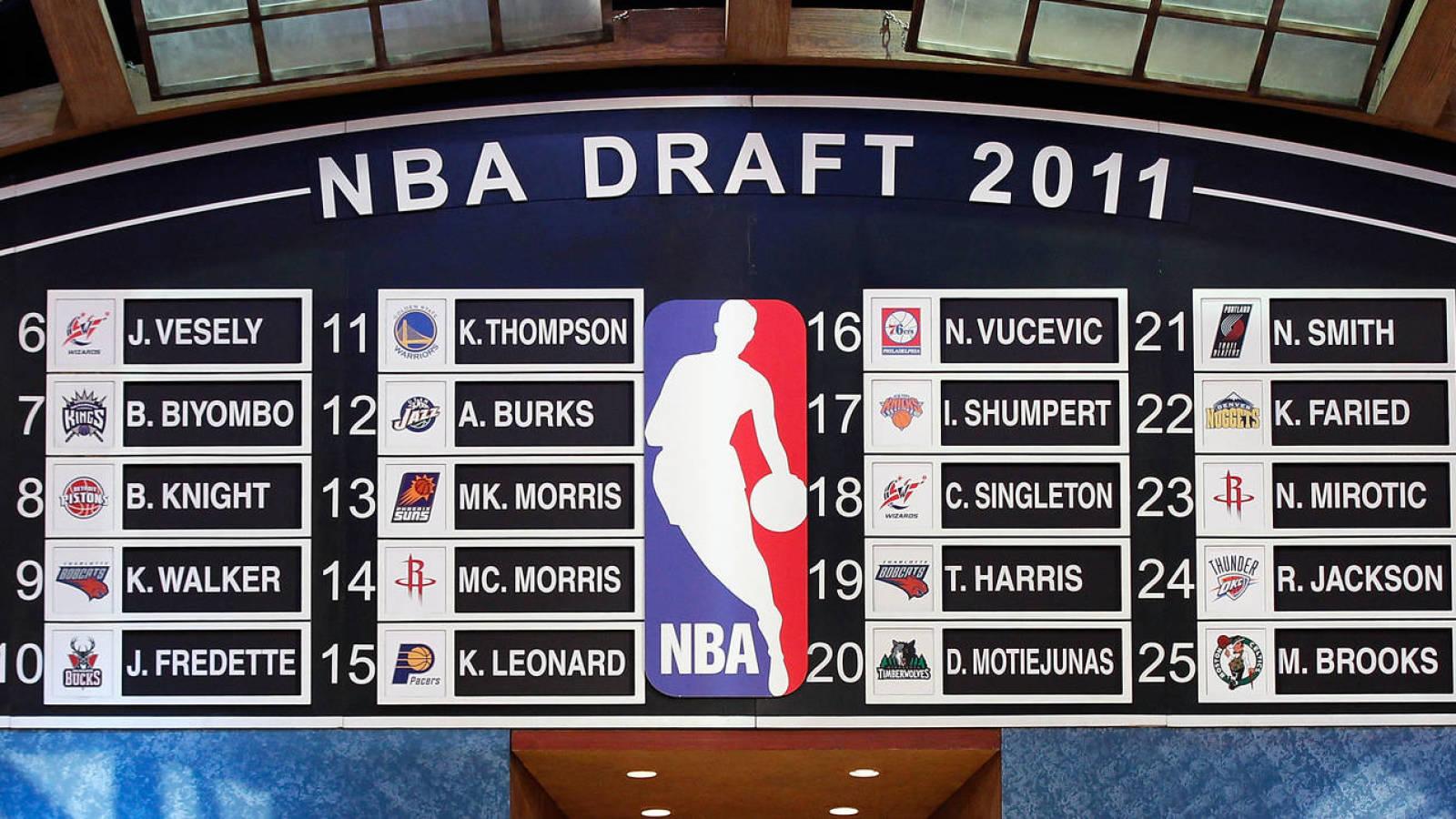 Redrafting the 2011 NBA Draft
