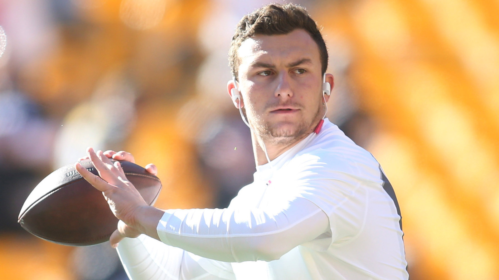 Report  Manziel worked out with Odell Beckham 97cc424df