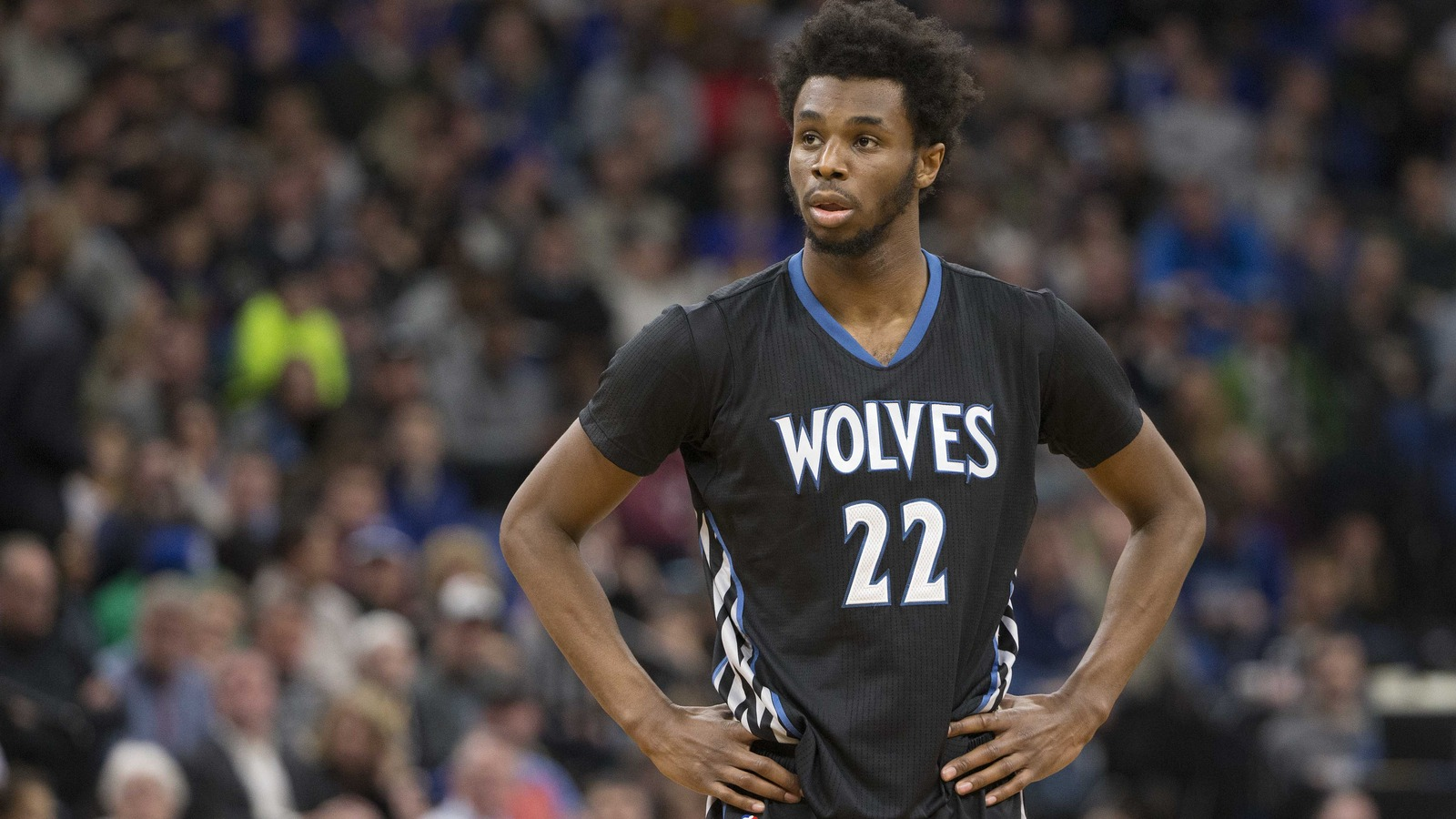 Adidas reportedly hesistant to give Andrew Wiggins his own ...