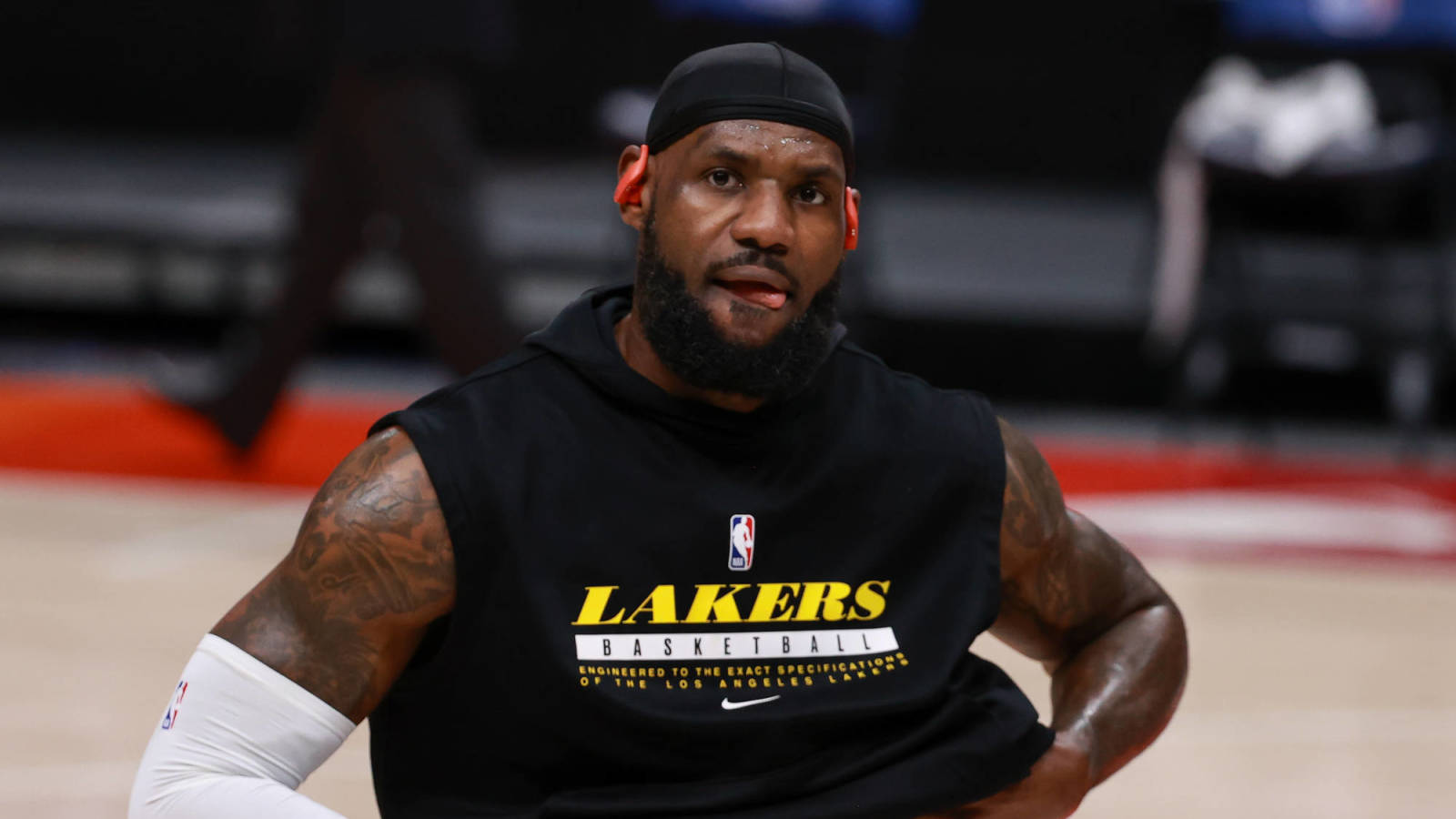 NBA responds to LeBron James complaints about compact offseason