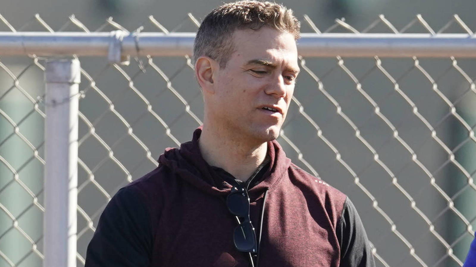 Theo Epstein reportedly turned down chance to run Phillies