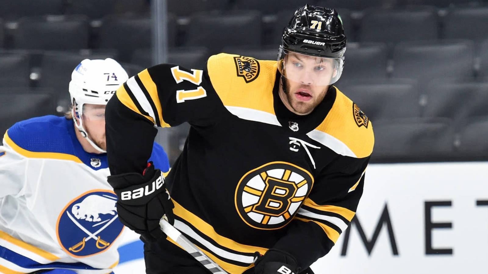 Bruce Cassidy hopes Taylor Hall will stay with the Bruins
