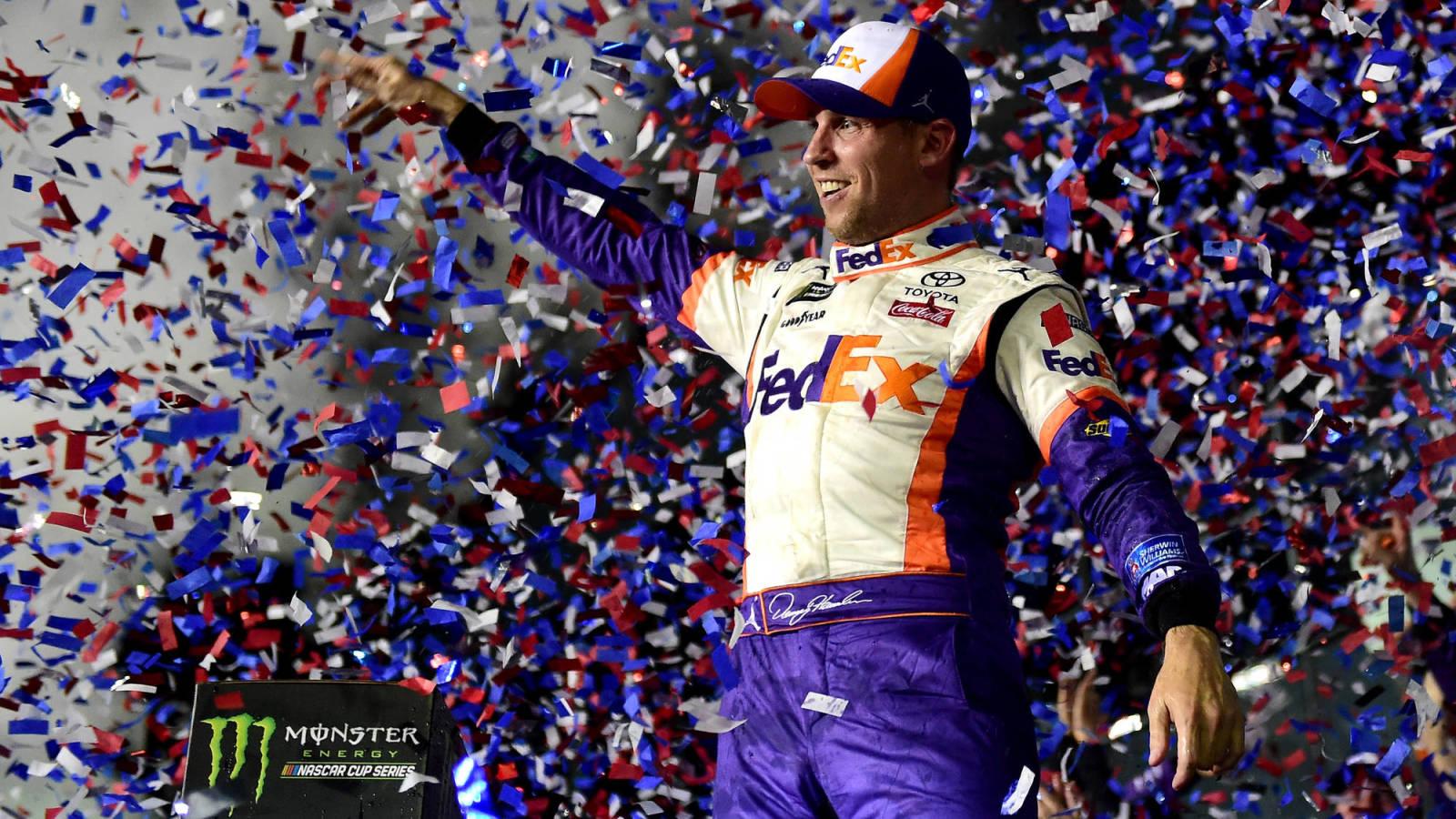 Who won the Daytona 500 winner the year you were born?