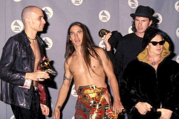 Red Hot Chili Peppers  Wikipedia