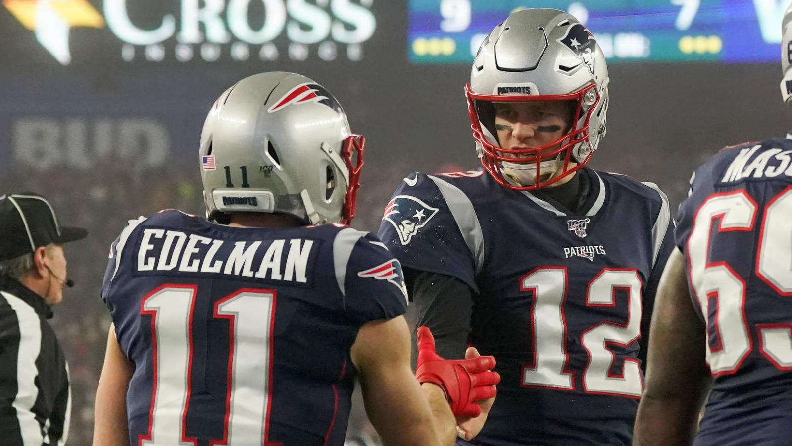 Julian Edelman ready to move past Tom Brady era