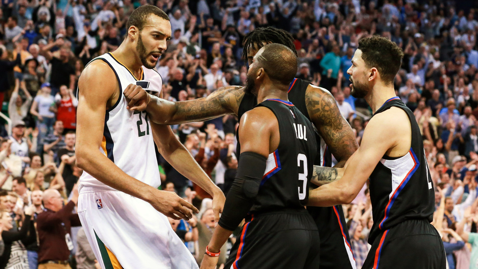 La clippers the impact of blake griffins surgery on the team foxsports com - The Utah Jazz And Los Angeles Clippers Don T Seem To Particularly Like Each Other Chris Nicoll Usa Today Sports