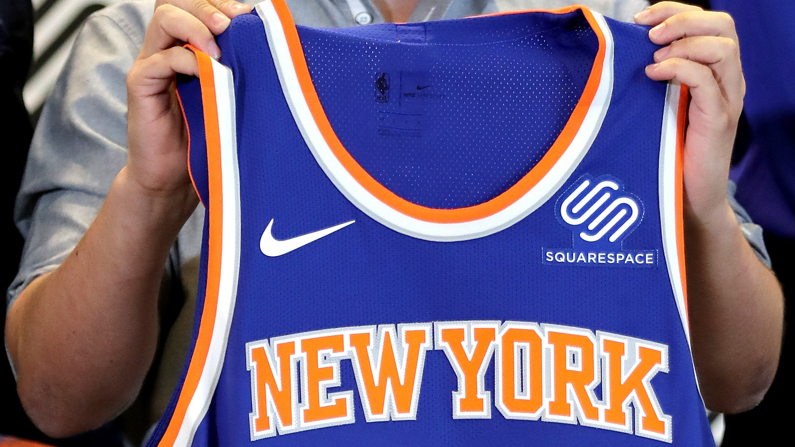 5c6d88920 ... spain nba new york knicks 19 willis reed new rev30 swingman throwback  the knicks have a