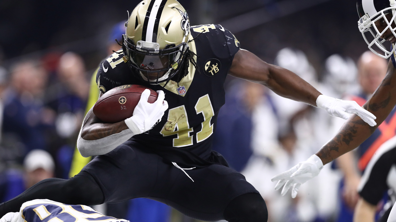 Crazy Alvin Kamara workout will blow ...
