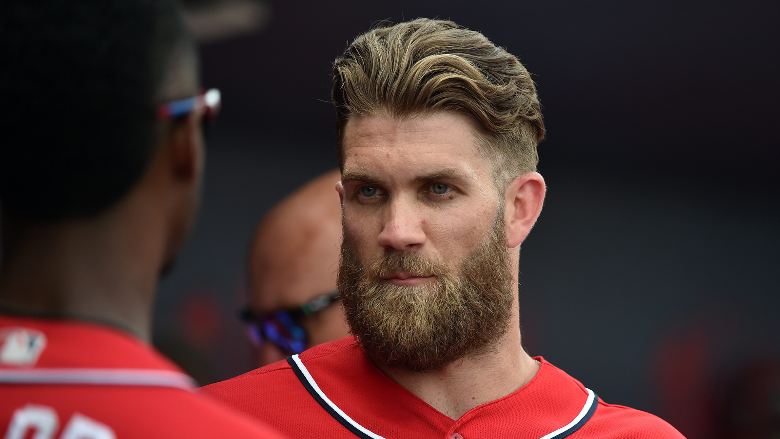 Watch Bryce Harper Busted Double Fisting Hair Dryers Yardbarker