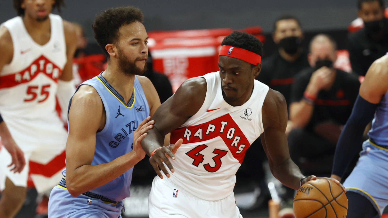 Is Pascal Siakam from raptors considered commercially available?