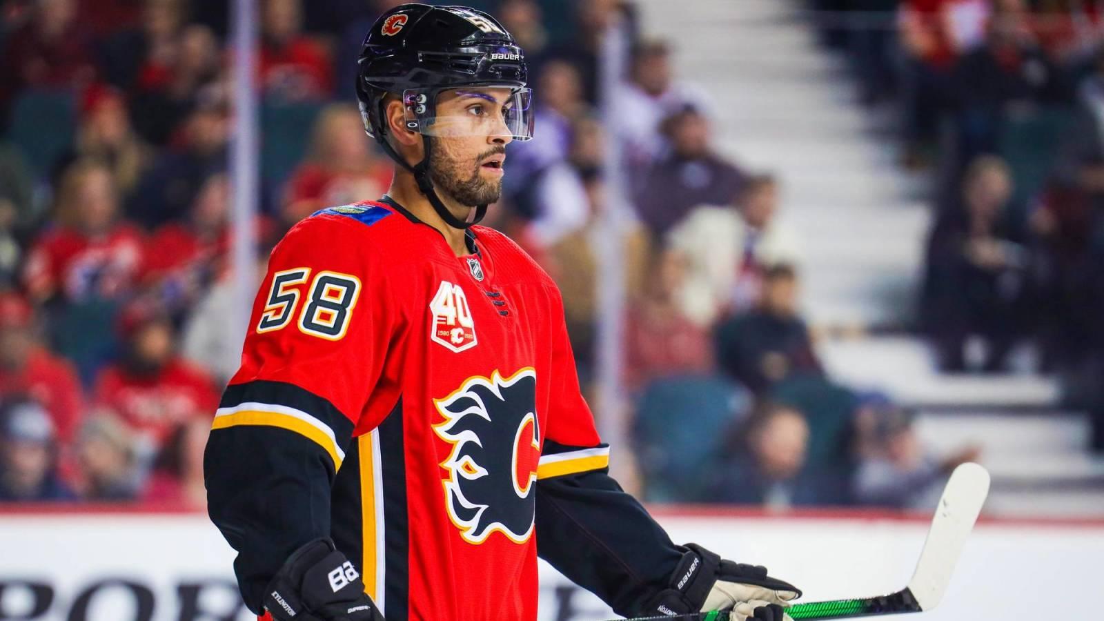 Trade-deadline primer: Calgary Flames
