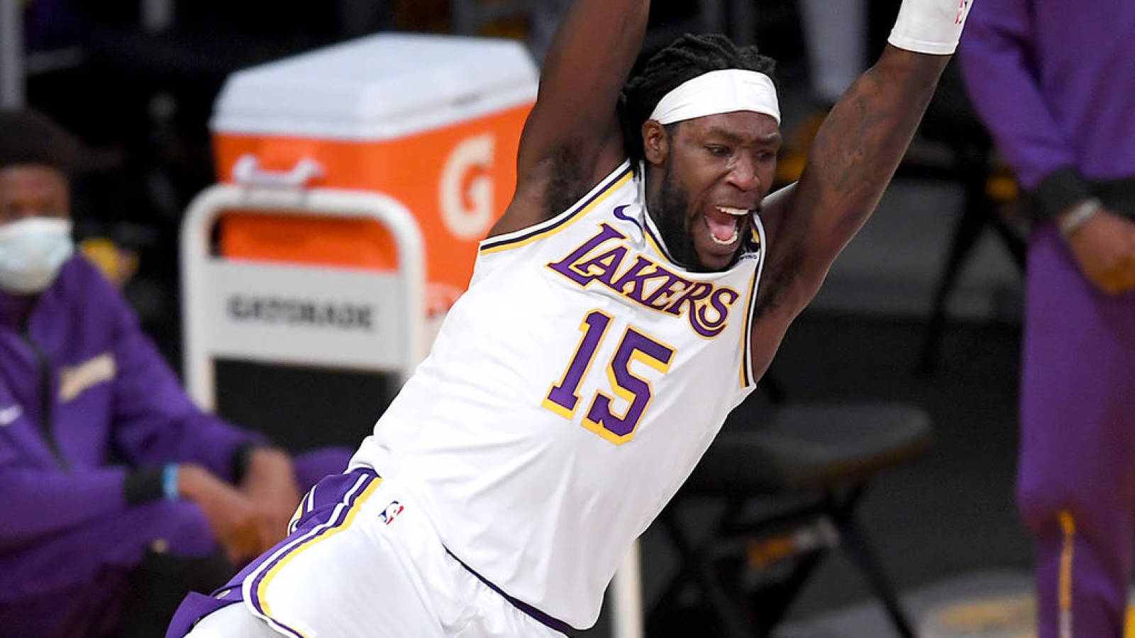Montrezl Harrell discusses fit with Lakers | Yardbarker