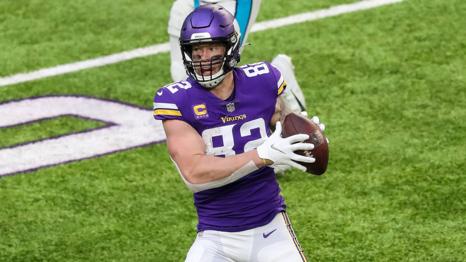 Vikings to release two-time Pro Bowl TE Kyle Rudolph