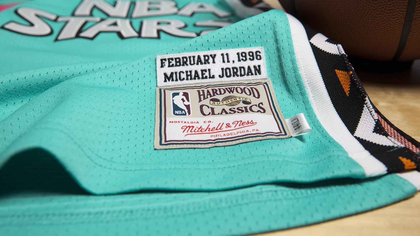 quality design 8cb51 d1475 The Aesthetic: NBA All-Star Game jerseys | Yardbarker