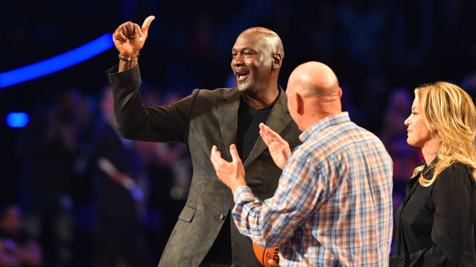 Michael Jordan S Daughter Used Google To Find Out Why Her Dad Was So Famous Yardbarker