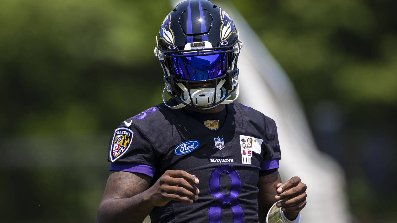 Ravens activate Lamar Jackson from COVID-19 list