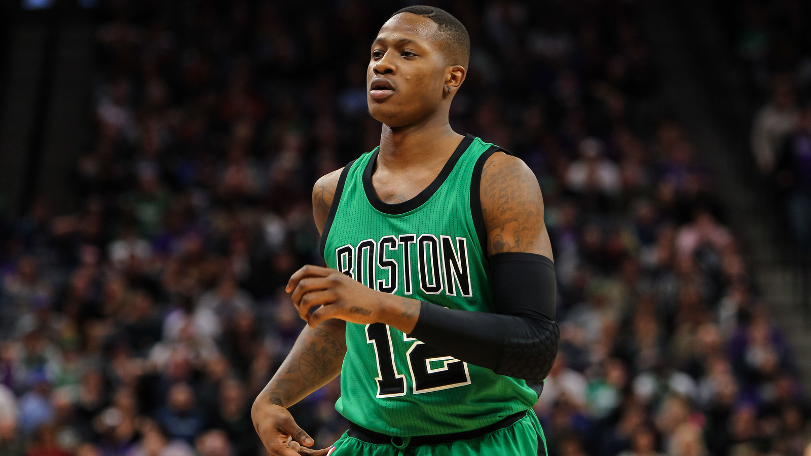 terry rozier has perfect response when asked if hes