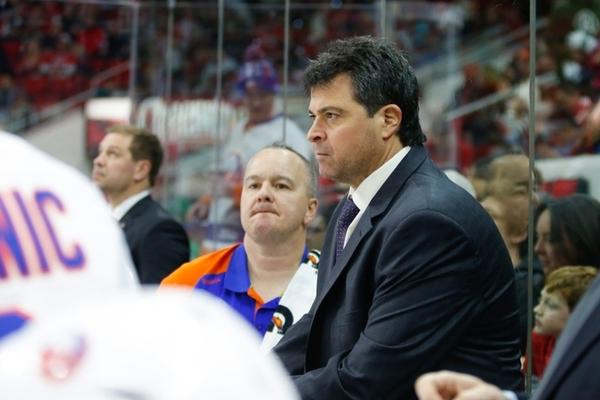 New York Islanders Skating Coach