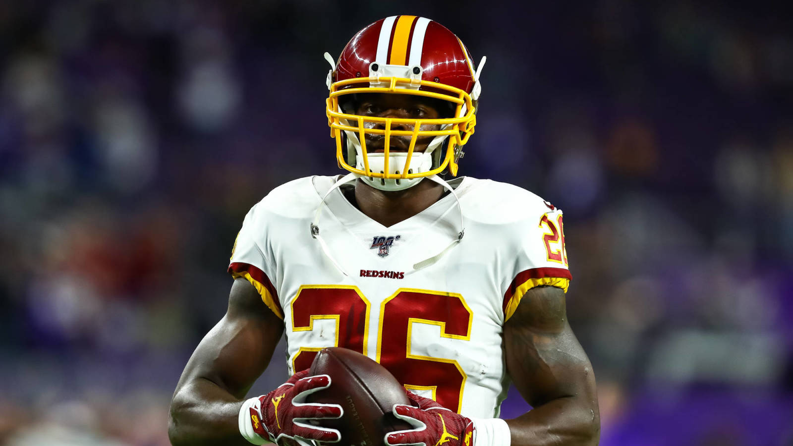 Could Washington end up releasing Adrian Peterson?